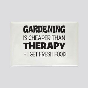 Gardening is Cheaper Than Therapy Plus You Get Fre