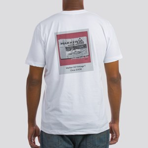 Fitted T-Shirt:  Vintage T - Hydroplane 2006