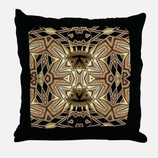 Art Deco May #1 Throw Pillow