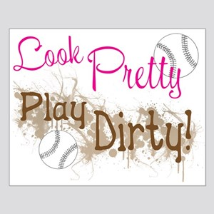 Dirty Softball Posters