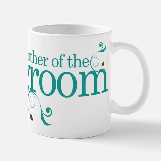 Cute Mother of the groom Mug