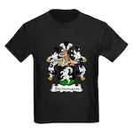 Steinmann Family Crest Kids Dark T-Shirt