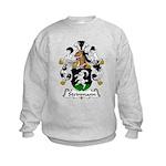 Steinmann Family Crest Kids Sweatshirt