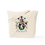 Steinmann Family Crest Tote Bag