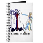 Liche, Please Journal