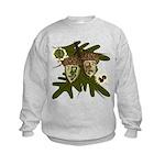 Optimist - Pessimist Acorns Kids Sweatshirt