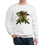 Optimist - Pessimist Acorns Sweatshirt