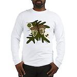 Optimist - Pessimist Acorns Long Sleeve T-Shirt