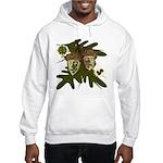 Optimist - Pessimist Acorns Hooded Sweatshirt