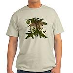 Optimist - Pessimist Acorns Light T-Shirt