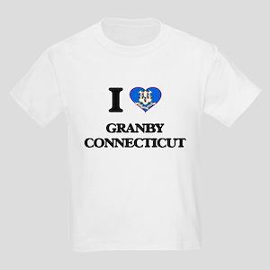I love Granby Connecticut T-Shirt