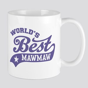 World's Best MawMaw Mug
