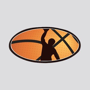 Basketball dunk Patch