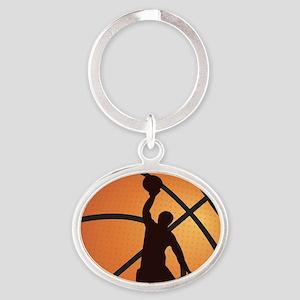 Basketball dunk Keychains