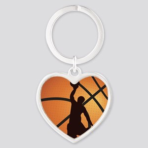 Basketball dunk Keychains