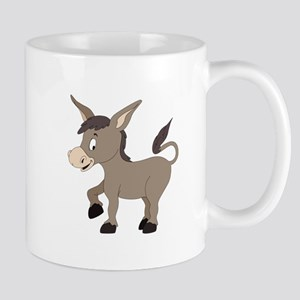 Cartoon Donkey Mugs