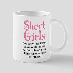 SHORT GIRLS Mugs