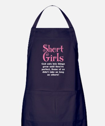 SHORT GIRLS Apron (dark)