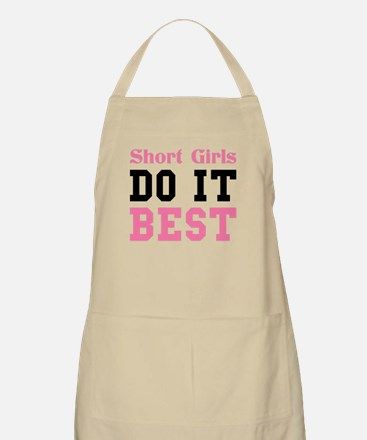 SHORT GIRLS DO IT BEST Apron