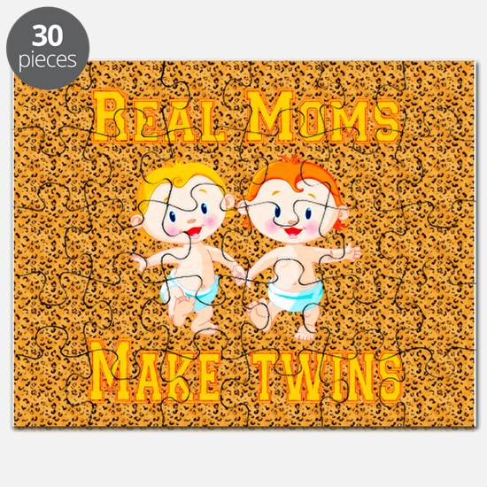 Real Moms Make Twins Puzzle