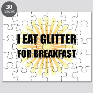 Glitter For Breakfast Puzzle
