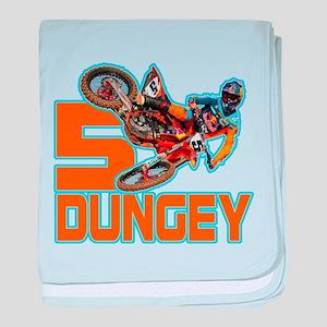 Dungey5 baby blanket