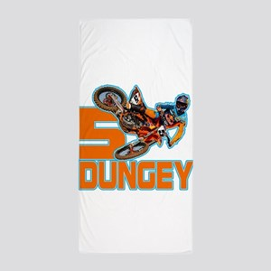 Dungey5 Beach Towel