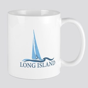 Long Island - New York. Mug