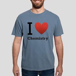 i-love-chemistry Mens Comfort Colors Shirt