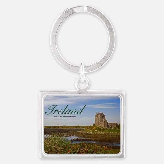 Ireland - Country Castle Landscape Keychains