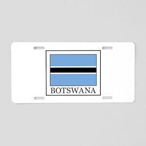 Botswana Aluminum License Plate