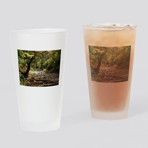 Country creek Drinking Glass