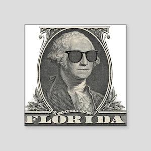 Washington Visits Florida Sticker