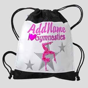 ARTISTIC GYMNAST Drawstring Bag