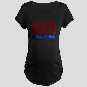 Haiti Maternity T-Shirt