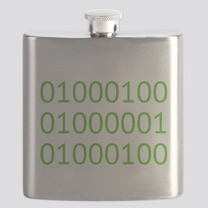 DAD in Binary Code Flask