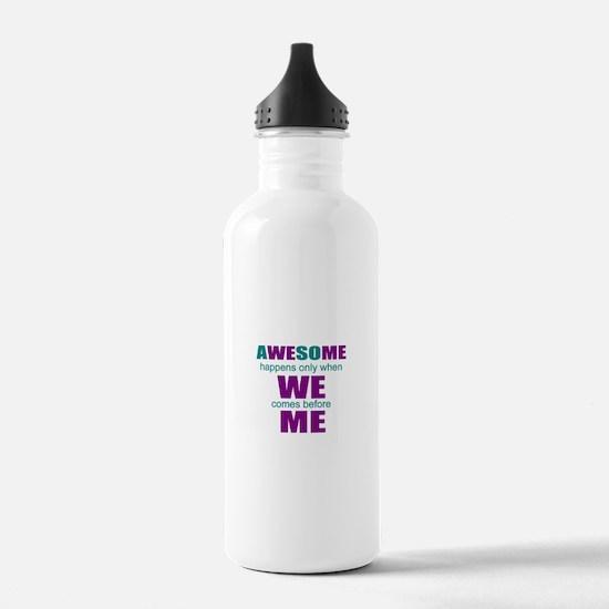 Motivation business Water Bottle