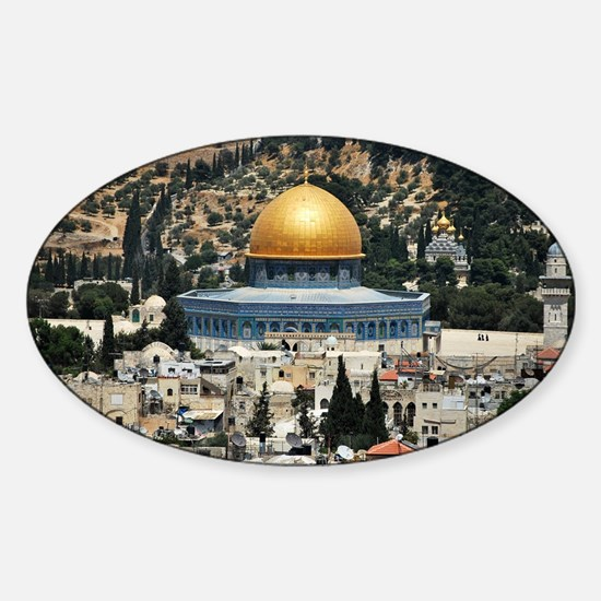Dome of the Rock, Temple Mount, Jerusalem, Decal