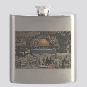 Dome of the Rock, Temple Mount, Jerusalem, I Flask