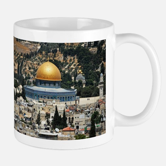 Dome of the Rock, Temple Mount, Jerusalem, Is Mugs
