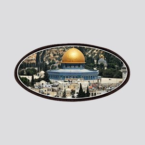 Dome of the Rock, Temple Mount, Jerusalem, I Patch