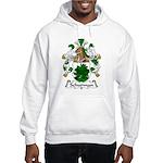 Schurman Family Crest Hooded Sweatshirt