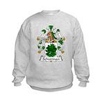 Schurman Family Crest Kids Sweatshirt