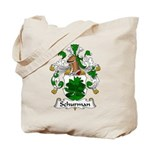 Schurman Family Crest Tote Bag