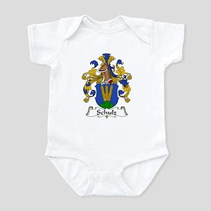Schulz Family Crest Infant Bodysuit