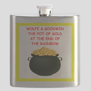wolfe joke Flask