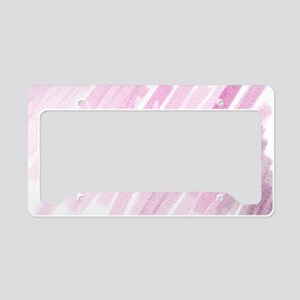 Cats & Pizza License Plate Holder