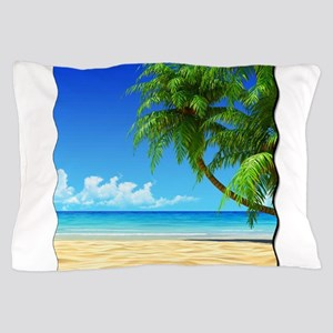 Paradise Revisited Pillow Case