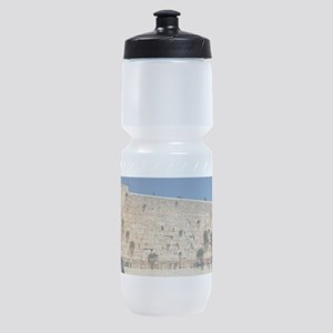 Western Wall (Kotel), Jerusalem, Isr Sports Bottle