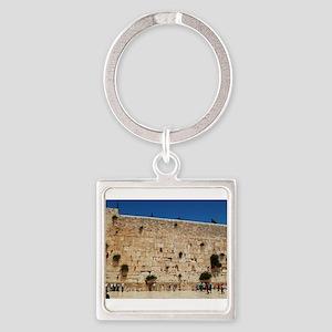 Western Wall (Kotel), Jerusalem, Israel Keychains